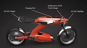 honda bike png 50th anniversary honda super 90 electric concept