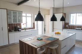 the new u0027chic u0027 in modern kitchen design is the pairing of u0027wood