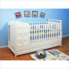 Tuscany Convertible Crib Convertible Cribs Silver Wood Changer Combo Upholstered