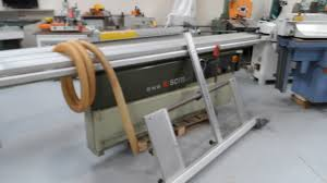 Second Hand Woodworking Equipment Uk by Scm Panelsaw Manchester Woodworking Machinery