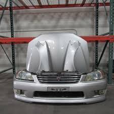 jdm lexus altezza jdm toyota altezza front conversion nose cut lexus is300 top