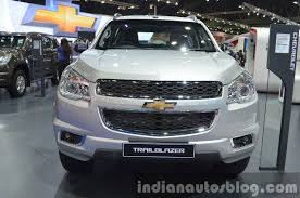 chevrolet trailblazer 2017 chevrolet trailblazer for india to launch through cbu route