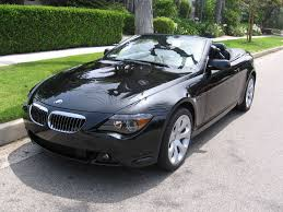 bmw convertible 650i price 2006 bmw 6 series pictures cargurus