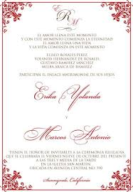 catholic wedding invitations catholic wedding invitation wording in bahia design