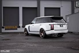 white range rover rims land rover range rover custom wheels pur lx19 24x10 0 et tire