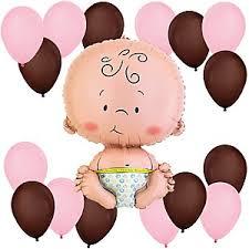 pink and brown baby shower giraffe girl baby shower decorations theme babyshowerstuff
