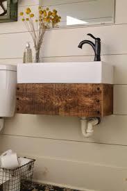 Bathroom Bathroom Vanities by All In One Vanity And Sink Laundry Vanity In White And Abs Sink