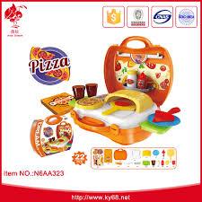 jeux de simulation de cuisine en gros cuisine en plastique pizza jouets jouets de cuisine jeux de
