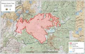 Escalante Utah Map by Utah Wildfire Map New York Map