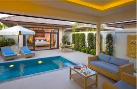 hotel piscine dans la chambre luxueuse villa d 1 chambre avec piscine surat thani 496667