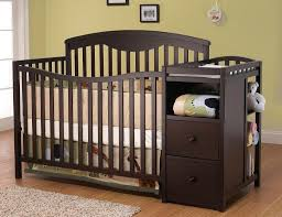 Cheap Cribs With Changing Table Useful Crib Changing Table Dresser Combo Rs Floral Design