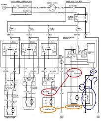 honda accord power window wiring diagram honda wiring diagram