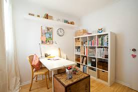 Shabby Chic Craft Room by Craft Room Furniture Home Office Shabby Chic Style With Open
