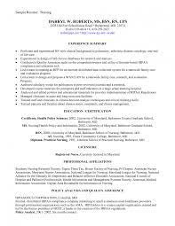 Lpn Resume Examples Cover Letter Lpn Resume Objective Graduate In Licensed Practical