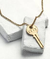 fashion chain necklace images Classic key necklace the giving keys jpg
