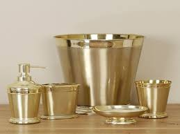 Bathroom Ensembles Gold Bathroom Accessories Making Bathrooms Glint Since Forever