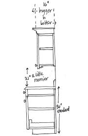 standard kitchen cabinet height the new kitchen cabinet wsj