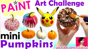 fun2draw thanksgiving easy diy art challenge ideas to surprise friends youtube