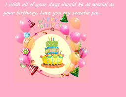 happy birthday cute cake love wishes for her best wishes