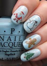 christmas nail art designs can choose the perfect shade of