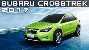 subaru light green 2017 subaru crosstrek review rendered price specs release date