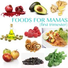 what to eat in your first trimester or any time yummy healthy
