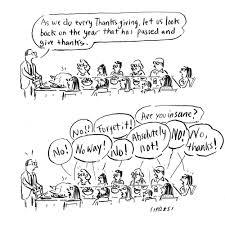 new yorker thanksgiving cartoon steve skiles sskiles04 twitter
