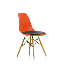 furniture modern brown wooden upholstered black leather swivel