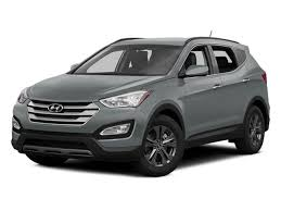 hyundai 2014 santa fe sport 2014 hyundai santa fe sport 2 4l w premium and tech package in