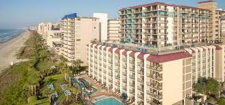 myrtle beach hotels sc grande shores ocean resorts