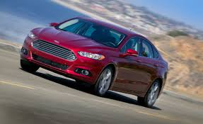 2013 ford fusion titanium ecoboost 2013 ford fusion 1 6 and 2 0 ecoboost drive review car