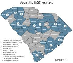 South Carolina County Map Access Health Directory South Carolina Hospital Association