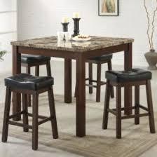 White Pub Table Set - bar u0026 shield flames pub table u0026 bar stool set vintage black bar