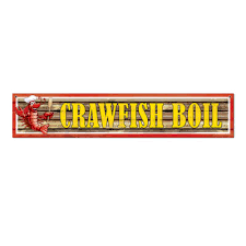 crawfish party supplies bulk crawfish party supplies crawfish boil banner 12cs