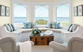 living room seaside room decor coastal living drapes coastal