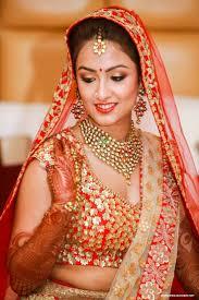photo of makeup artist shalini singh bridal makeup via