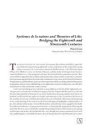 bureau de l ex ution des peines systèmes de la nature and theories of pdf available