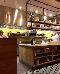 The Breslin Bar Grill Southbank Vic by Cotogna 217 Eldridge Pinterest Open Kitchens Restaurants