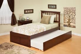Flat Platform Bed Frame Bedding Extraordinary Queen Size Trundle Bed Frame With Pcd