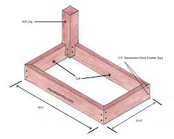 Wood Bench Plans Deck by Deck Bench Plans Free Plans For A Bench Designed For A Deck