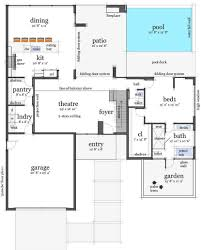 wonderful minimalist house designs floor plans images decoration