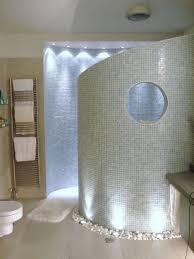 Walk In Cooler Curtains Curved Walk In Shower No Doors Or Curtains Necessary Heated