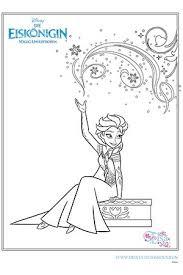 11 elsa images frozen coloring cartoon