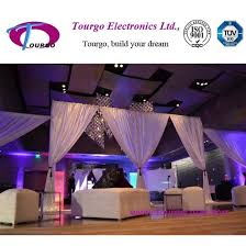 wedding backdrop lighting kit 38 best pipe and drape images on wedding backdrops
