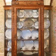 Display Hutch Antique And Vintage Cabinets Collectors Weekly