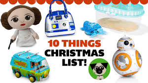 10 things i want for christmas awesome holiday gift ideas for