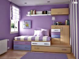 white purple color combination interior design for small bedroom