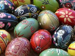 painted wooden easter eggs 49 best wooden easter egg painting playdate images on