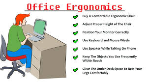 Desk Height Ergonomics How Workplace Ergonomics Helps In Preventing Neck Pain