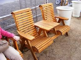modest wood patio furniture plans free interior home design